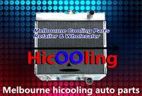 3 Row Aluminum Radiator For Ford Fairlane L6 V8 1963-1969 1964 1965 1966 1967 68