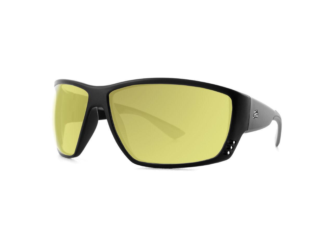 Fortis Vista Amber 24 7 Polarised Sunglasses - VA002 NEW Carp Fishing