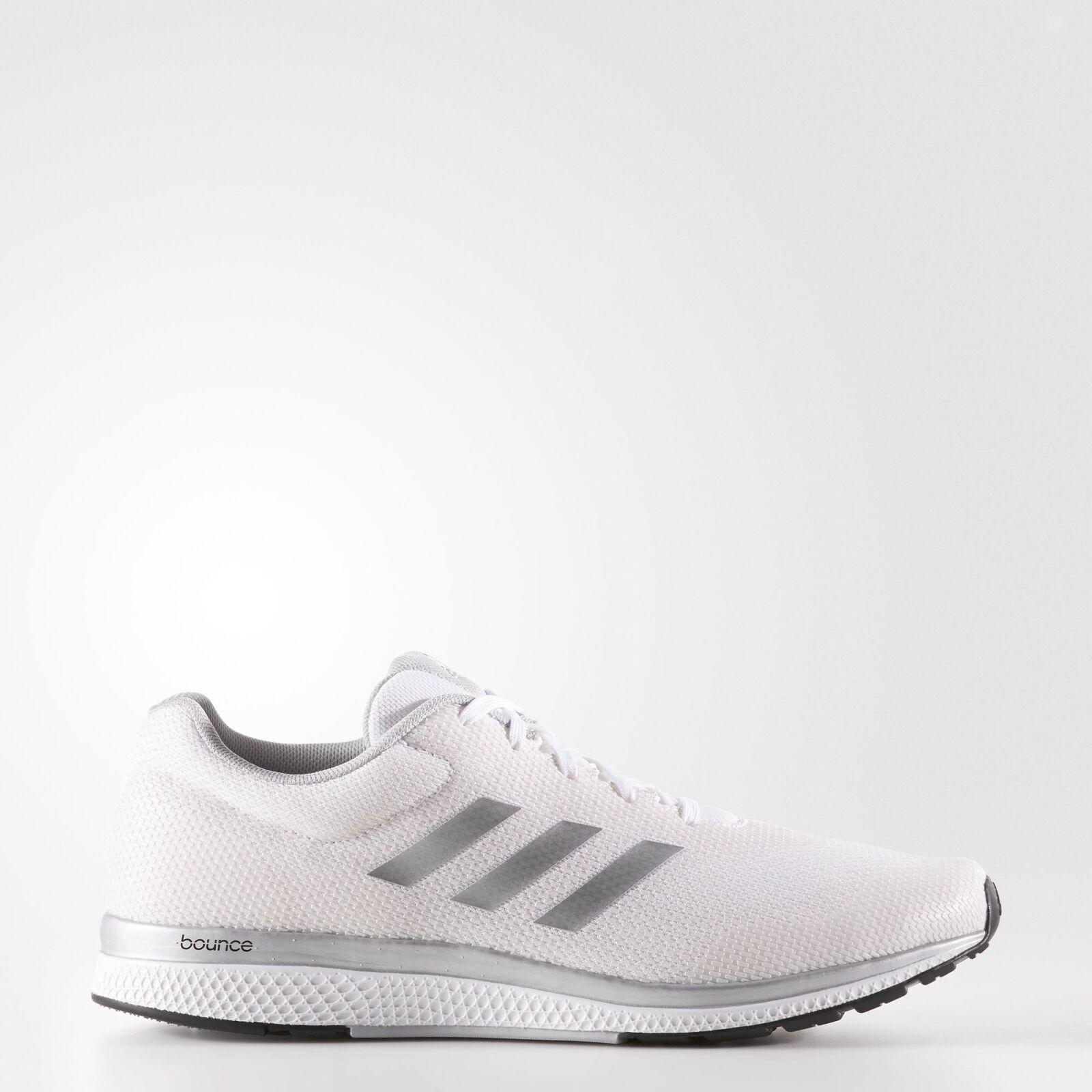 Adidas Mana Bounce 2 M Aramis [BW0564] Herren Laufschuhe Weiß / Silber-Onix