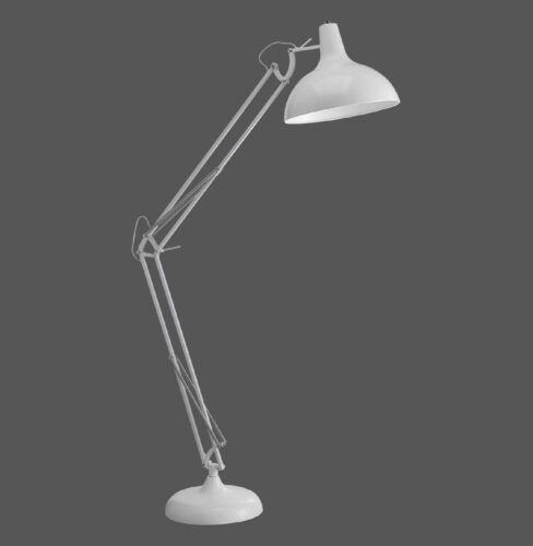 Stehleuchte Standlampe LeuchtenDirekt 18000-16 weiß E27 Beistelllicht Büro