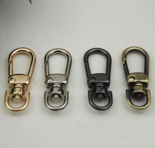 40 mm Bag Clasps Lobster Snap Hook Swivel Trigger Clips For Strapping Bag   L