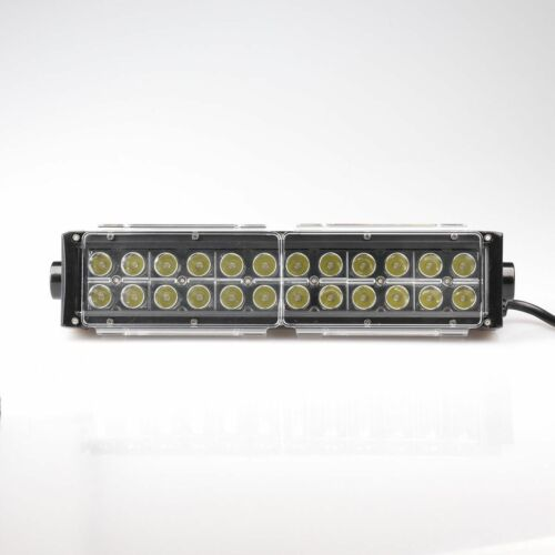 3 4 6 8 7 12 20 22 32 42 50 52INCH LED Work Light Covers Straight or Curved Bars