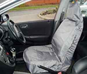 FIAT FIORINO 08-ON HEAVY DUTY WATERPROOF BLUE SINGLE CAR SEAT COVER