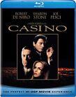 Casino 0025195045643 With Robert De Niro Blu-ray Region a