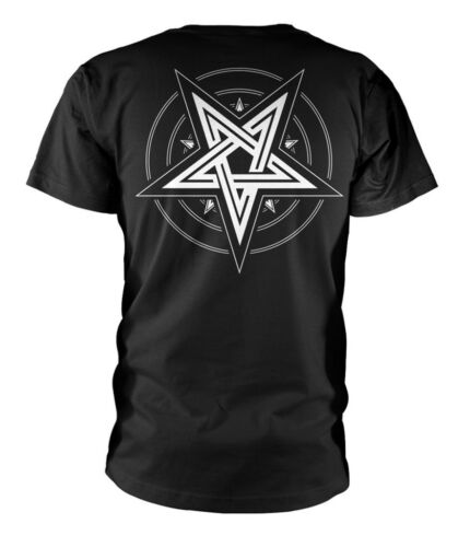 NEW /& OFFICIAL! Pentagram /'Logo/' T-Shirt