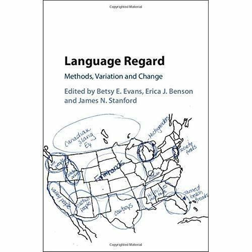 Language Regard Methods Variation Change Hardcover Cambridge Univ… 9781107162808