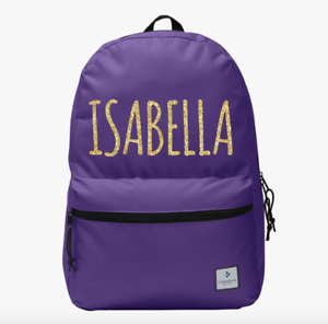Personalized-Name-School-Backpack