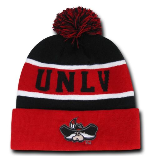 The Legend Beanie Red University of Nevada Las Vegas UNLV Rebels