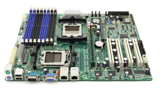 Tyan Dual AMD Socket Base 1207 ATX Server Motherboard Board DDR2 ECC Reg Pci-X