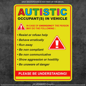 Autistic-occupant-in-vehicle-sticker-decal-autism-awareness-car-truck-window