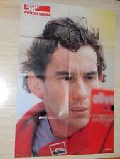 Q18 Poster Ayrton Senna