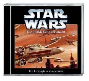 Star-Wars-Die-dunkle-Seite-der-Macht-Teil-1-Gejagte-des-Imperiums-CD-NEU