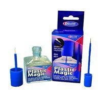 Deluxe Materials Ad77 - 1.3 Oz - Plastic Magic Cement - Multi Plastic Adhesive