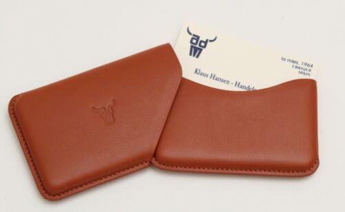ASTUCCIO Biglietti da visita in vera pelle ASTUCCIO Carte di Credito Biglietti da visita Box business cards