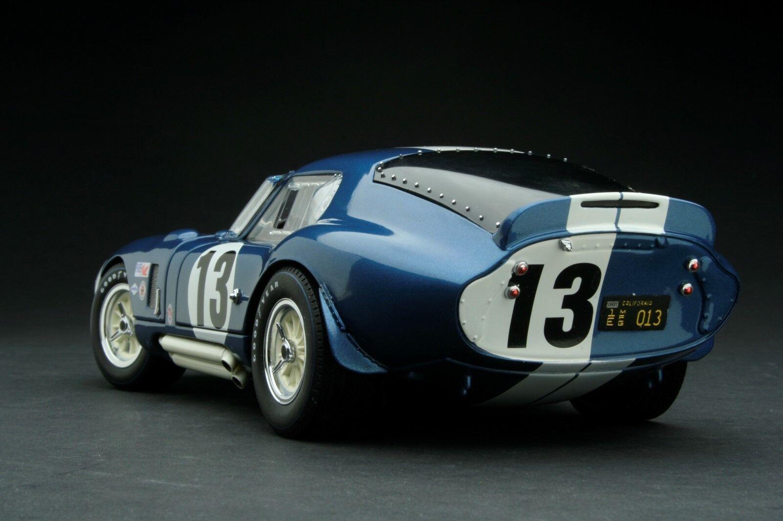 Exoto 1 18 1965 Cobra Daytona 24 Heures de Daytona Gagnant  RLG18016