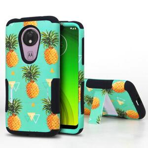 For Motorola Moto G7 Power Supra Koolkase Hopper Cover Case Pineapple 62 Ebay