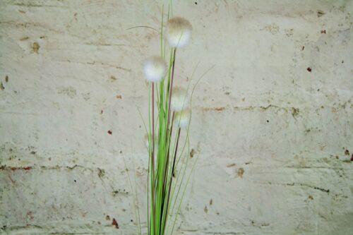 Blütenkugel Dekogras Deko Gras Kunstgras Ziergras Schilfgras Kunstpflanze