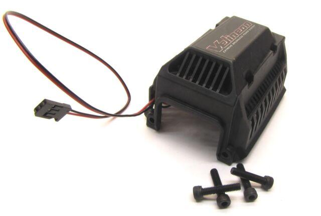 Traxxas Velineon 1200XL Motor Dual Cooling Fan Kit TRX3474 X-Maxx 8S,