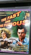 The Fast and the Furious (DVD, 2006)