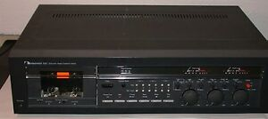 nakamichi 582 3 head cassette deck ebay rh ebay com Manuals in PDF Manuals in PDF