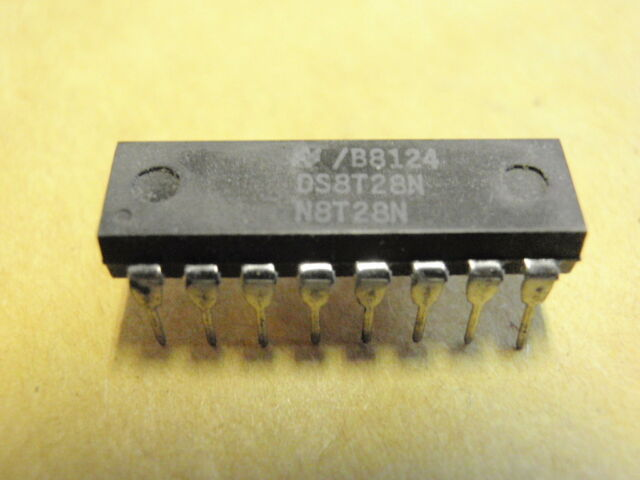 IC BAUSTEIN DS8T28 = 8T28                    18574-136