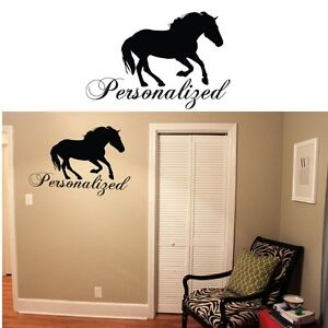 Image Is Loading Equestrian Horse Wall Decor Equestrian Wall Stickers And