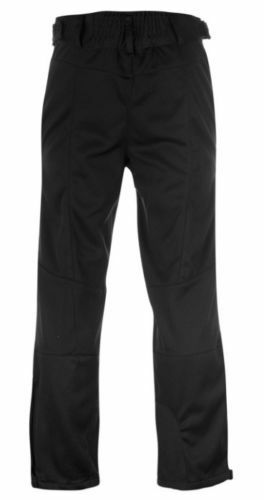 SPYDER trek Uomo Escursioni Pantaloni Lunghi Pantaloni Caldo Winter Sports Nero RRP £ 80