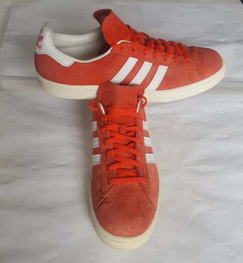ADIDAS SUPERSTAR MEN TRAINERS UK SIZE: 9 USA: 9.5 EURO: 43.5 IN GOOD CONDITIONS
