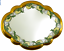 Antique-Porcelain-Vanity-Tray-France-Signed-Stoddard-Dated-1914-Art-Nouveau-11in thumbnail 1