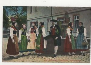 Ehemalige Odenwaelder Volkstrachten Vintage Postcard Germany 397a - <span itemprop=availableAtOrFrom>Aberystwyth, United Kingdom</span> - I always try to provide a first class service to you, the customer. If you are not satisfied in any way, please let me know and the item can be returned for a full refund. Most purcha - Aberystwyth, United Kingdom