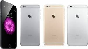 iPhone 6 16gb/32gb/64gb GSM Unlocked Smartphone in Gold, Silver or Gray