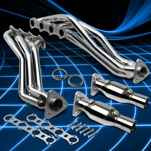 For 99-04 Ford F150//Heritage 5.4L V8 Racing Long Tube Exhaust Manifold Header