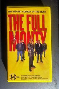 034-BRAND-NEW-034-PAL-VHS-VIDEO-MOVIE-034-THE-FULL-MONTY-034-1997-BRITISH-COMEDY-DRAMA-FILM