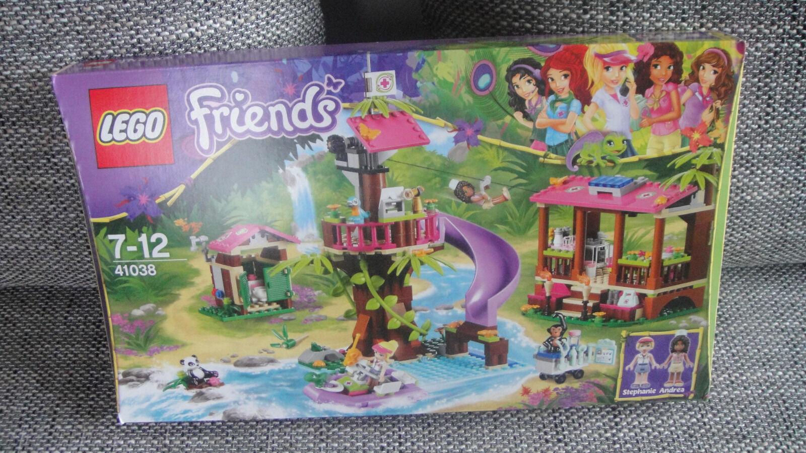 LEGO Friends Große Dschungelrettungsbasis (41038)