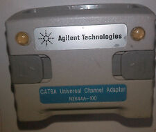 Agilent N2644a 100 Universal Channel Adapter Fo Wirescope And Framescope