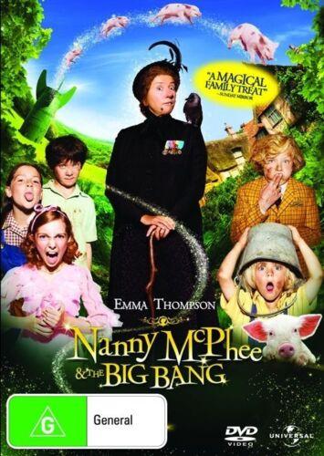 1 of 1 - Nanny Mcphee And The Big Bang (DVD, 2010) R4 PAL NEW FREE POST