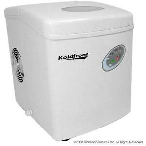 New-KIM210W-Koldfront-Portable-Countertop-Ice-Maker-White