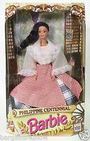 Philippine Centennial Barbie Kalayaan 1898 - 1998