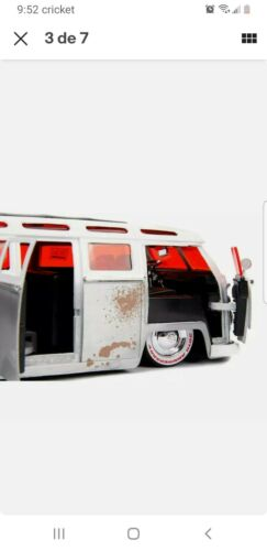 For Sale 1962 Volkswagen Bus 1//24 Scale #31075 Details about  /Jada 20th Anniv
