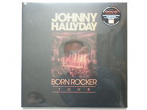Johnny-Hallyday-double-33Tours-vinyles-Born-Rocker-Tour