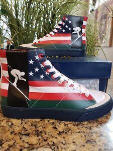Flag Ralph Ski Sneaker Solomon About Thespot917 Print Us Canvas Details 9 Polo Sz Lauren Men's TXZkwuiOP