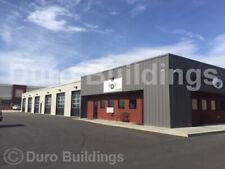 Durobeam Steel 100x273x20 Steel Rigid Frame I Beam Clear Span Buildings Direct