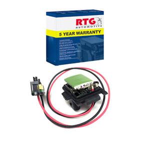 Ventilatore-Riscaldatore-Ventola-Resistore-si-adatta-a-RENAULT-TRAFIC-Vauxhall-Opel-Vivaro