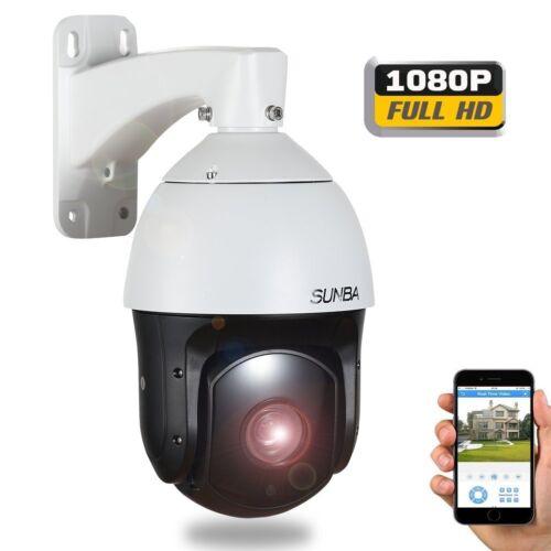 SONY 20X ZOOM HD 1080P 2.0MP Outdoor PTZ IP Speed Dome Camera 350M laser IR