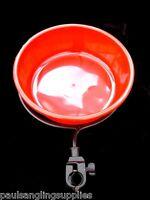 Fishing Bait Bowl Fits Chair Leg Or Seat Box