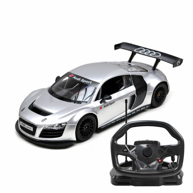 AUDI R RC Remote Control Scale Rc Steering Wheel Controlled - Audi remote control car