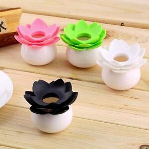 Hot-4-Colors-Lotus-Home-Decor-Toothpick-Cotton-Swab-Holder-Storage-Box-Pick-6A