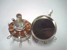 2pc WX14-12 10K single turn wirewound potentiometer WX3