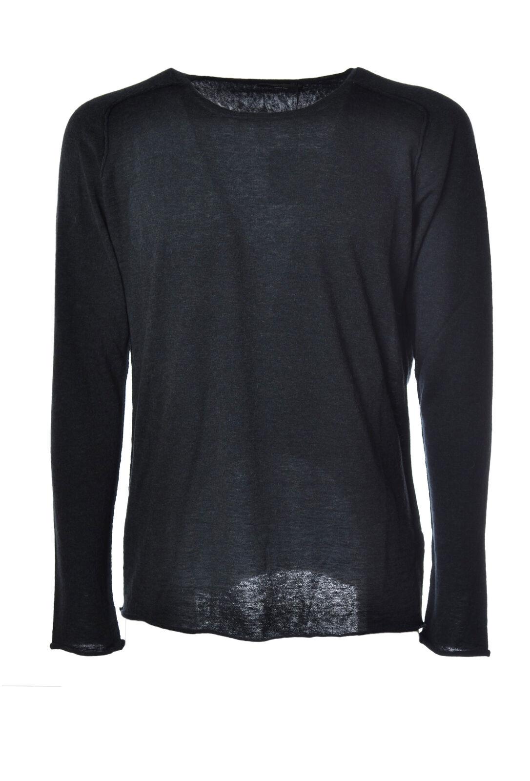 Roberto Collina  -  Sweaters - Male - Green - 2425026N174158