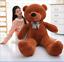 Riesen-Pluesch-Stofftier-Teddybaer-Grosses-Spielzeug-Grosses-Geburtstag-Geschenk-C5
